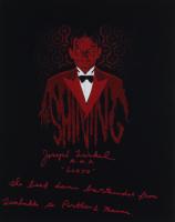 "Joe Turkel Signed ""The Shining"" 11x14 Photo Inscribed ""A.K.A. Lloyd"" & An Extensive Inscription (AutographCOA COA) at PristineAuction.com"