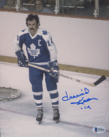 Dave Keon Signed Maple Leafs 8x10 Photo (Beckett COA) at PristineAuction.com