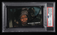 Whoopi Goldberg Signed 1994 Skybox Star Trek: Generations #65 (PSA Encapsulated) at PristineAuction.com