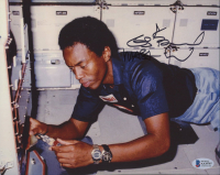 Guion Bluford Signed NASA 8x10 Photo (Beckett COA) at PristineAuction.com
