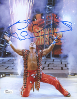"""Shawn Michaels Signed 8x10 Photo Inscribed """"HBK"""" (JSA COA) at PristineAuction.com"""
