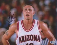 Mike Bibby Signed Arizona Wildcats 8x10 Photo (Beckett COA) at PristineAuction.com