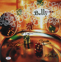 """Belly """"King"""" 12x12 Photo Signed By Tanya Donelly, Thomas Gorman, Gail Greenwood, & Chris Gorman (PSA LOA) at PristineAuction.com"""