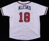 Ryan Klesko Signed Jersey (JSA COA) (See Description) at PristineAuction.com