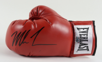 Mike Tyson Signed Everlast Boxing Glove (Fiterman Sports Hologram) (See Description) at PristineAuction.com