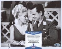 "Paula Stewart Signed ""Hogan's Heroes"" 8x10 Photo (Beckett COA) at PristineAuction.com"