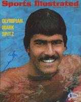 Mark Spitz Signed Sports Illustrated 8x10 Photo (Beckett COA) at PristineAuction.com