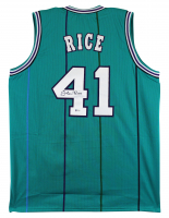 Glen Rice Signed Jersey (Beckett COA) at PristineAuction.com