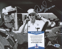 Dale Inman Signed NASCAR 8x10 Photo (Beckett COA) at PristineAuction.com