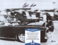 Clint Hill Signed 8x10 Photo (Beckett COA) at PristineAuction.com