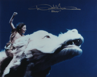 """Noah Hathaway Signed """"The Neverending Story"""" 16x20 Photo Inscribed """"Atreyu"""" (AutographCOA COA (See Description) at PristineAuction.com"""