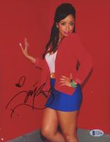 Mya Harrison Signed 8x10 Photo (Beckett COA) at PristineAuction.com