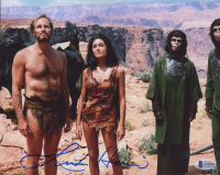 """Linda Harrison Signed """"Planet of the Apes"""" 8x10 Photo (Beckett COA) at PristineAuction.com"""