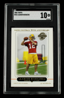 Aaron Rodgers 2005 Topps #431 RC (SGC 10) at PristineAuction.com