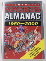 "Christopher Lloyd Signed ""Back to the Future Part II"" Grays Sports Almanac: 1950-2000 Paperback Book (AutographCOA COA) (See Description) at PristineAuction.com"