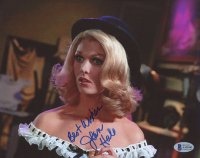 """Jean Hale Signed """"Batman"""" 8x10 Photo Inscribed """"Best Wishes"""" (Beckett COA) at PristineAuction.com"""