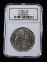 1900 Morgan Silver Dollar (NGC MS63) at PristineAuction.com