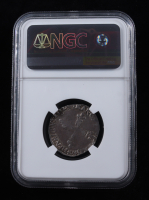 Henry III (1574-1589) France 1/8 Ecu Medieval Silver Coin (NGC VF30) at PristineAuction.com