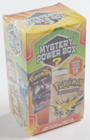2020 Pokemon Mystery Power Box with (5) Booster Packs (See Description) at PristineAuction.com