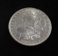 1898 Morgan Silver Dollar at PristineAuction.com