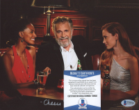 """Jonathan Goldsmith Signed Dos Equis 8x10 Photo Inscribed """"Cheers"""" (Beckett COA) at PristineAuction.com"""
