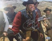 "Burton Gilliam Signed ""Blazing Saddles"" 8x10 Photo Inscribed ""Lyle"" (Beckett COA) at PristineAuction.com"