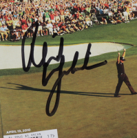 Phil Mickelson Signed 2010 Sports Illustrated Magazine (PSA COA) at PristineAuction.com