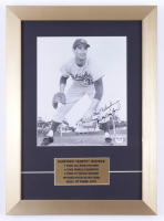 Sandy Koufax Signed Dodgers 12x17 Custom Framed Photo (PSA Hologram) (See Description) at PristineAuction.com
