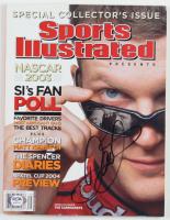 Dale Earnhardt Jr. Signed 2003 Sports Illustrated Magazine (PSA COA) at PristineAuction.com