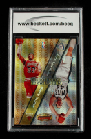 1997-98 Bowman's Best Mirror Image Atomic Refractors #MI4 Scottie Pippen / Keith Van Horn / Kobe Bryant / Cedric Ceballos (BCCG 10) at PristineAuction.com
