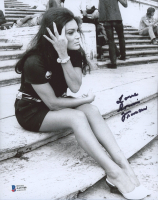 """Connie Francis Signed 8x10 Photo Inscribed """"Love"""" (Beckett COA) at PristineAuction.com"""