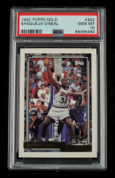 Shaquille O'Neal 1992-93 Topps Gold #362 (PSA 10) at PristineAuction.com