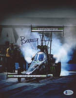 Brittany Force Signed NHRA 8x10 Photo (Beckett COA) at PristineAuction.com