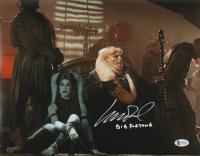 "Matthew Wood Signed ""The Mandalorian"" 11x14 Photo Inscribed ""Bib Fortuna"" (Beckett COA) (See Description) at PristineAuction.com"