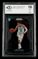 LaMelo Ball 2020-21 Panini Prizm #278 RC (BCCG 10) at PristineAuction.com