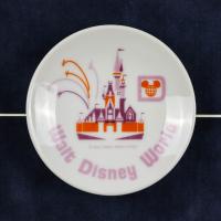 "Disneyland ""Pirates of the Caribbean"" 15x26 Custom Framed Print Display with Ticket & Walt Disney World Mini Plate (See Description) at PristineAuction.com"