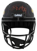 J.J. Watt Signed Cardinals Full-Size Eclipse Alternate Speed Helmet (JSA COA & Watt Hologram) at PristineAuction.com
