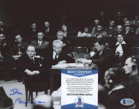Ben Ferencz Signed 8x10 Photo (Beckett COA) at PristineAuction.com