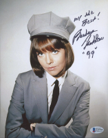 """Barbara Feldon Signed """"Get Smart"""" 8x10 Photo Inscribed """"All the Best, 99"""" (Beckett COA) at PristineAuction.com"""