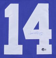 Dave Keon Signed Maple Leafs Jersey (Beckett COA) at PristineAuction.com