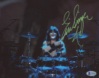 """Eric """"The Catman"""" Singer Signed KISS 8x10 Photo (Beckett COA) at PristineAuction.com"""