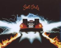 """Bob Gale Signed """"Back To The Future"""" 8x10 Photo (ACOA COA) at PristineAuction.com"""