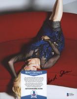 Rhonda Shear Signed 8x10 Photo (Beckett COA) at PristineAuction.com
