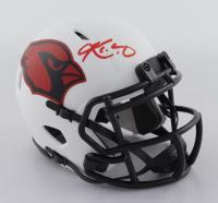 Kyler Murray Signed Cardinals Lunar Eclipse Alternate Speed Mini-Helmet (Beckett Hologram) at PristineAuction.com