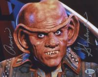 "Armin Shimerman Signed ""Star Trek: Deep Space Nine"" 8x10 Photo (Beckett COA) at PristineAuction.com"