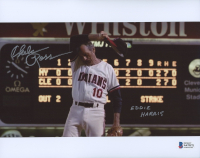 """Chelcie Ross Signed """"Major League"""" 8x10 Photo Inscribed """"Eddie Harris"""" (Beckett COA) at PristineAuction.com"""