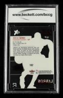 LeBron James 2003-04 E-X #102 RC (BCCG 10) at PristineAuction.com