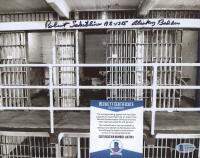 "Robert Schibline Signed 8x10 Photo Inscribed ""AZ-1355, Alcatraz Bad*ss"" (Beckett COA) at PristineAuction.com"