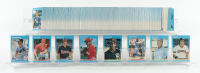 Complete Factory Set of (660) 1987 Fleer Baseball Cards with #604 Barry Bonds RC, #369 Bo Jackson RC, #269 Will Clark at PristineAuction.com