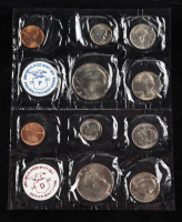1982-P U.S. Mint Uncirculated Coin Set with (10) Coins with Envelope at PristineAuction.com
